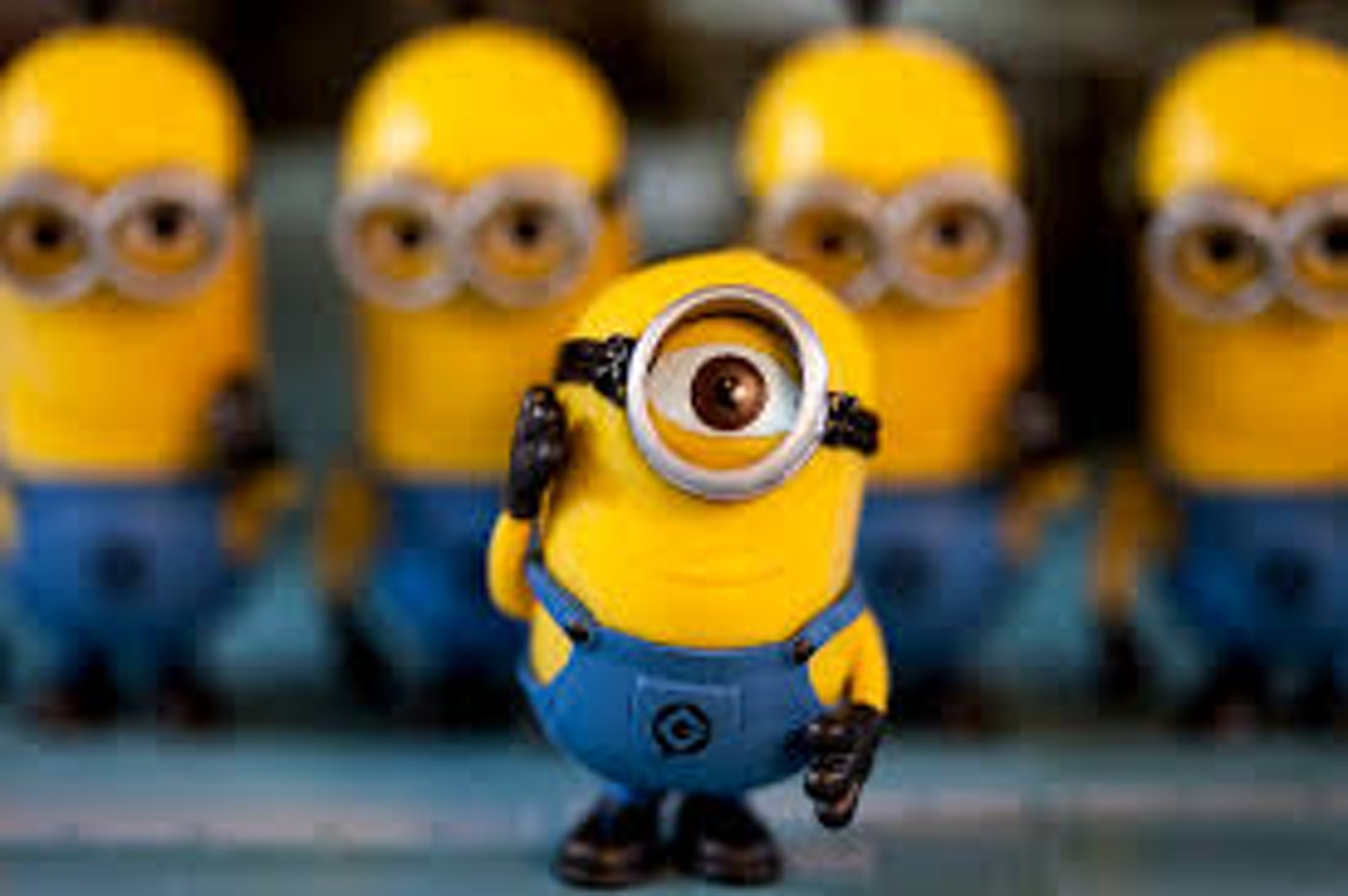 Minions One Day Camp Ages 4 - 12