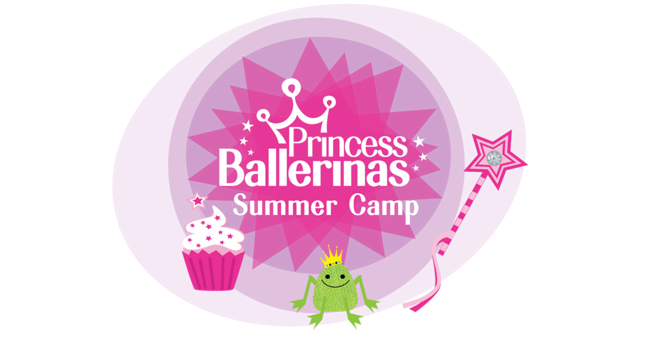 Princess Ballerina Camp AM Ages 3 - 6