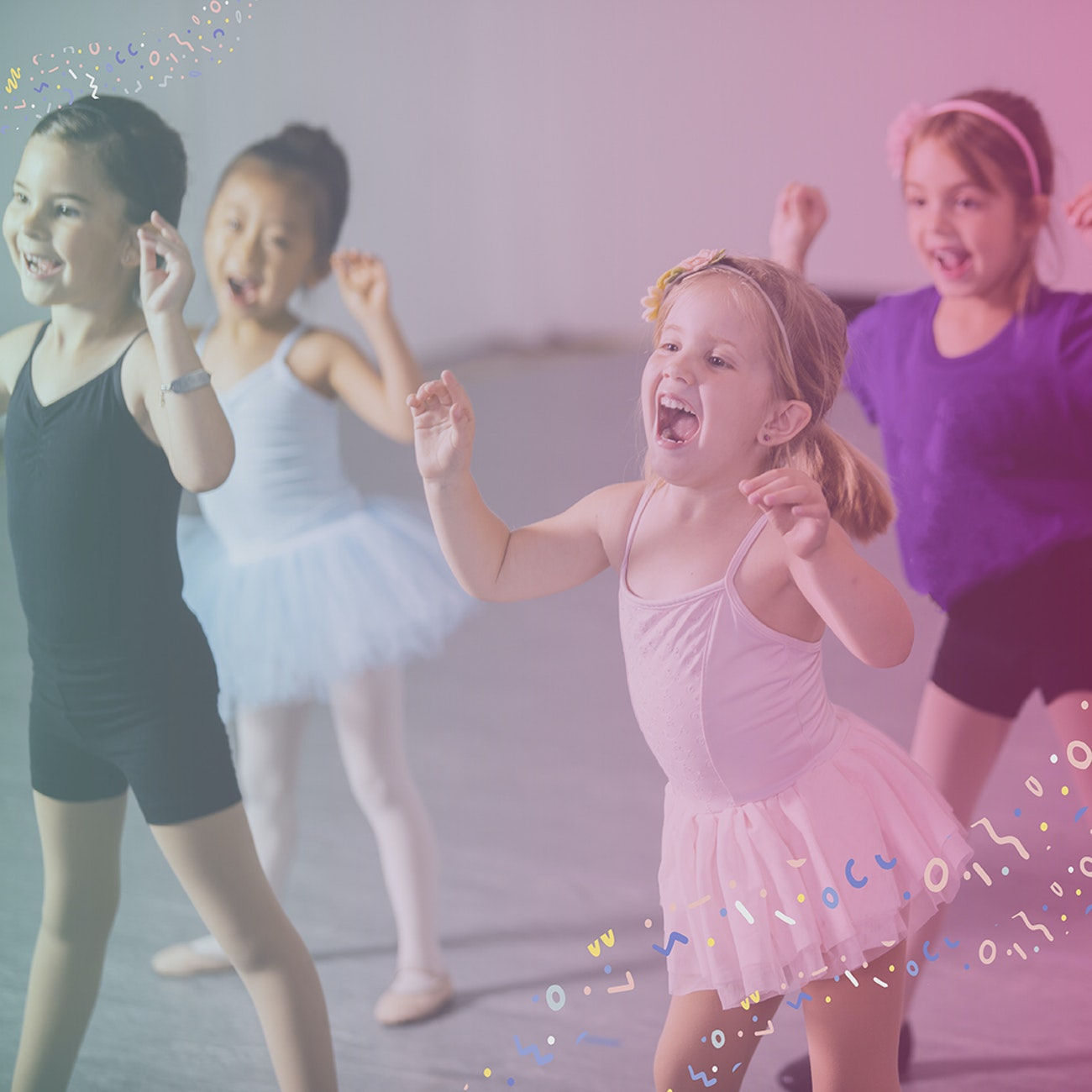 Princess Ballerina Combo Session 3 - 5 years old (2)