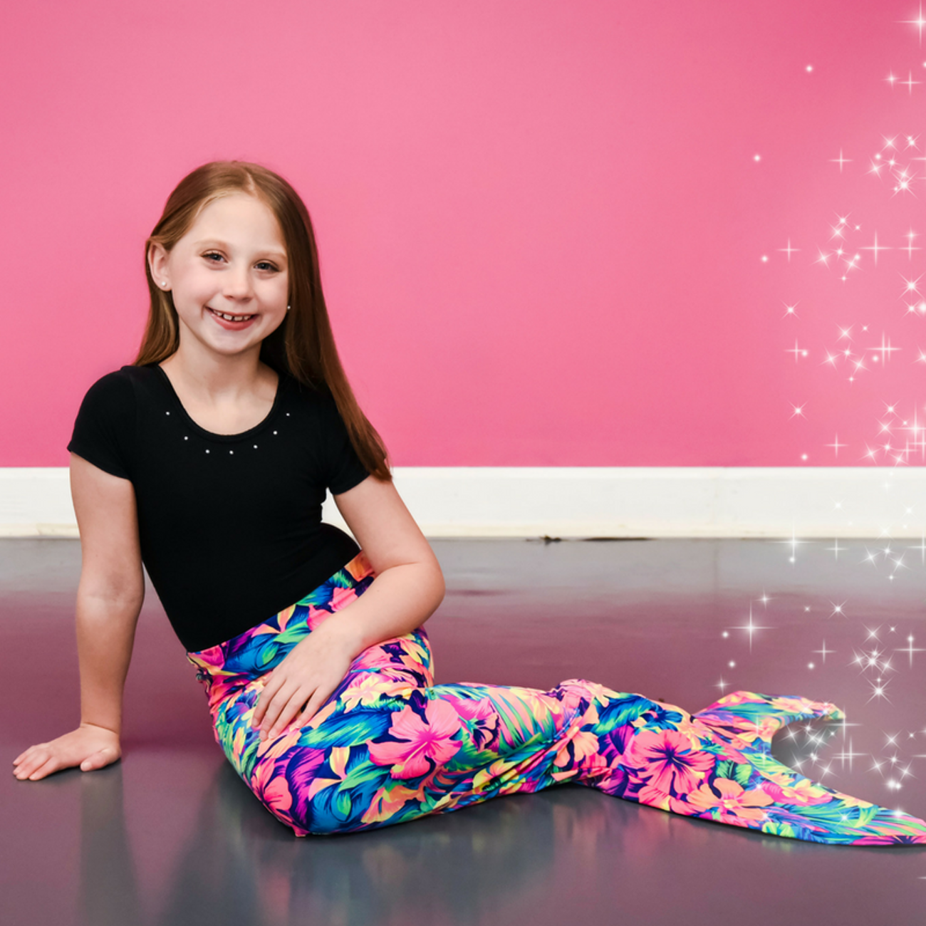MAGICAL MERMAID TUMBLING Age 5-6