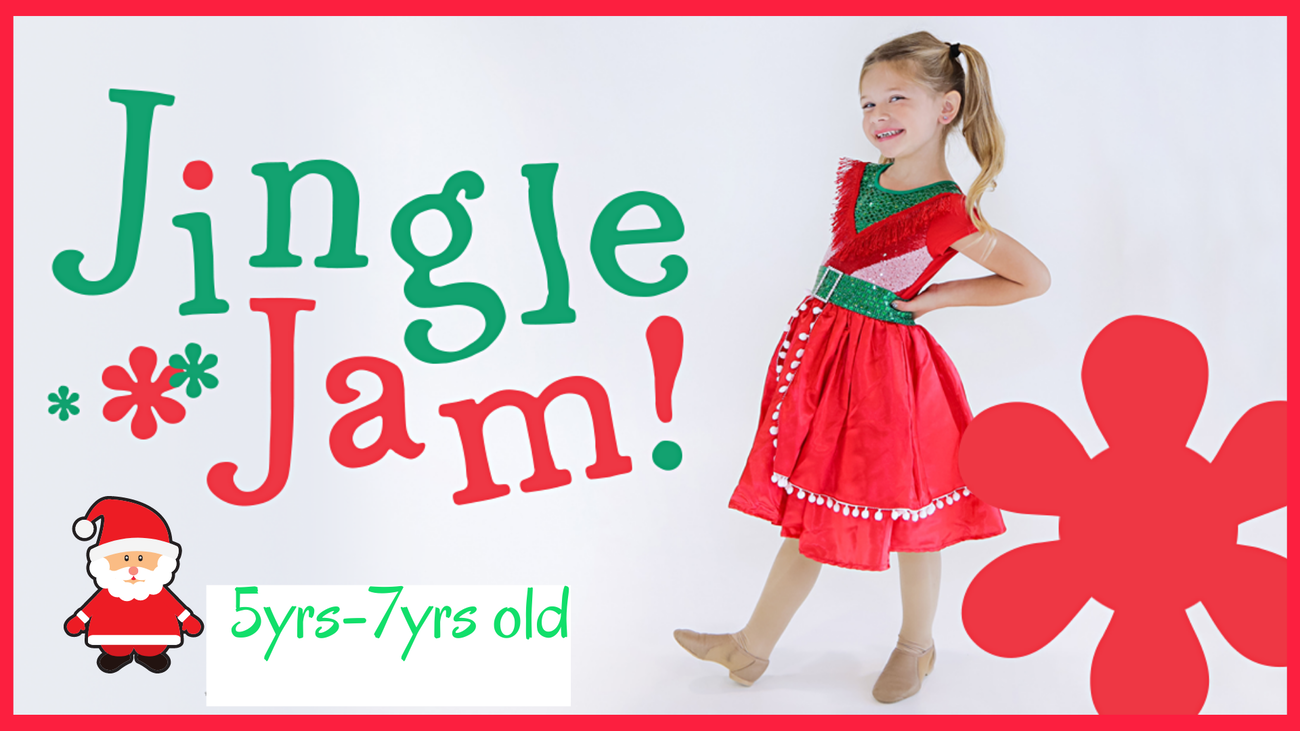 Jingle Jam Ages 5-7 years