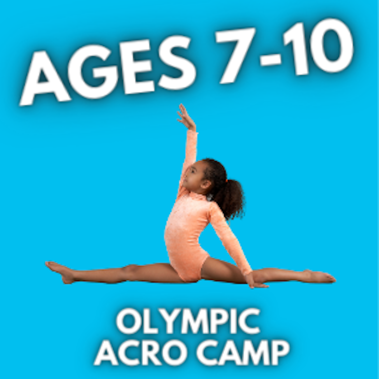 Olympic Acro Summer Camp