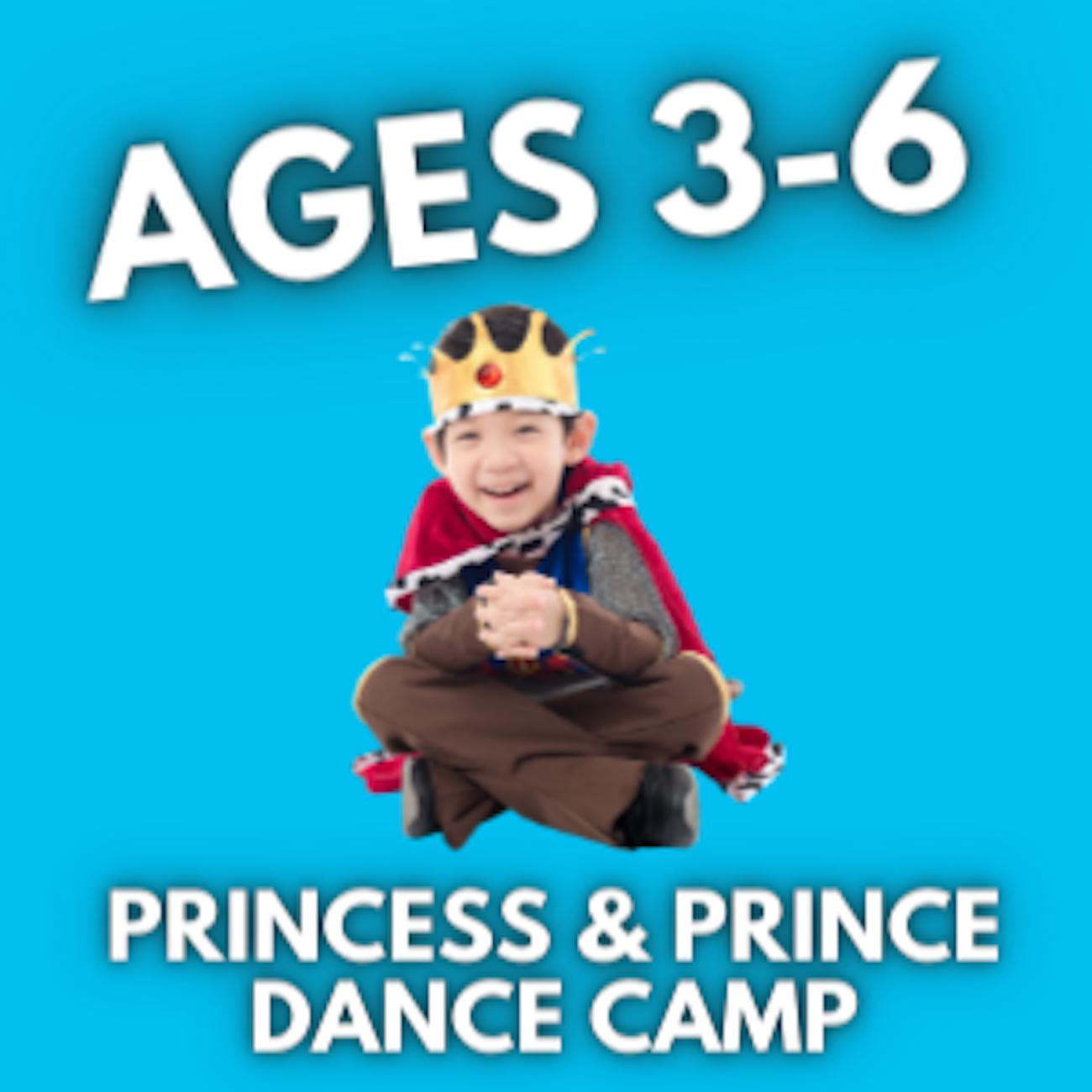 Princess & Prince Dance Camp