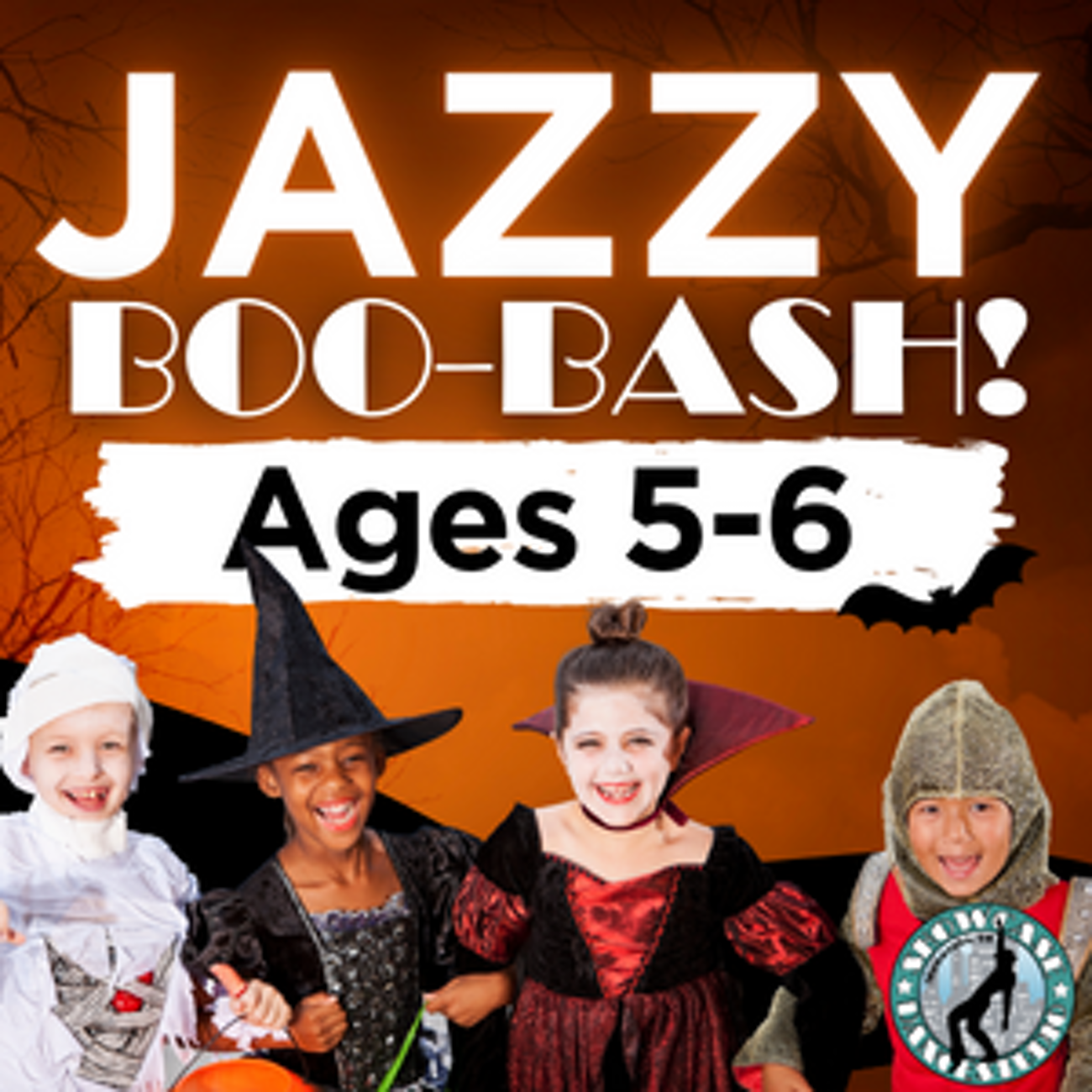 Jazzy Boo-Bash! Ages 5-6