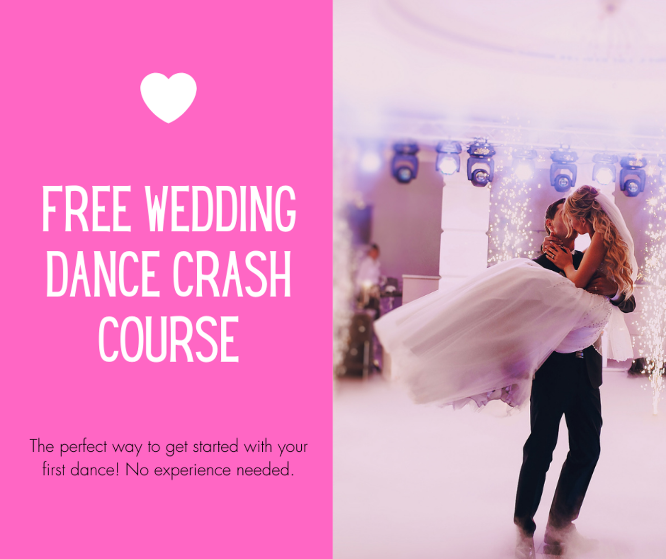 Wedding Dance Crash Course (source:web)