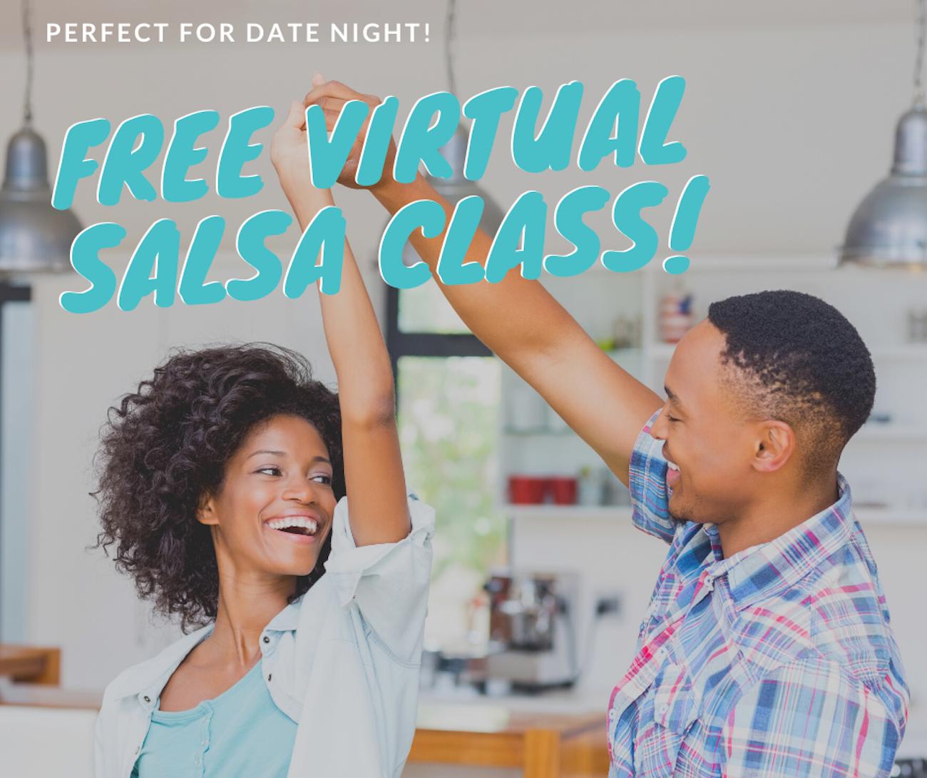 Free Friday - Salsa (source:web)
